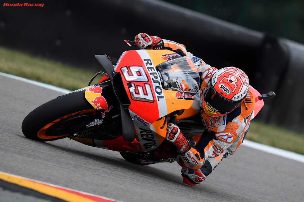 Century-Man Marquez Seeks Another Brno Win