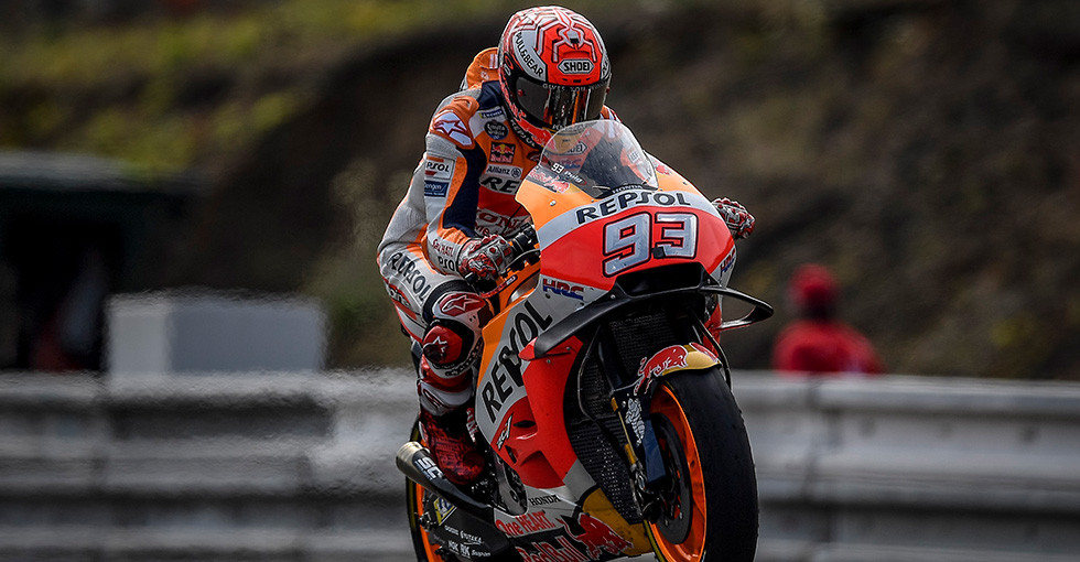 Magic Marquez Extends Title Lead In 100th MotoGP Race