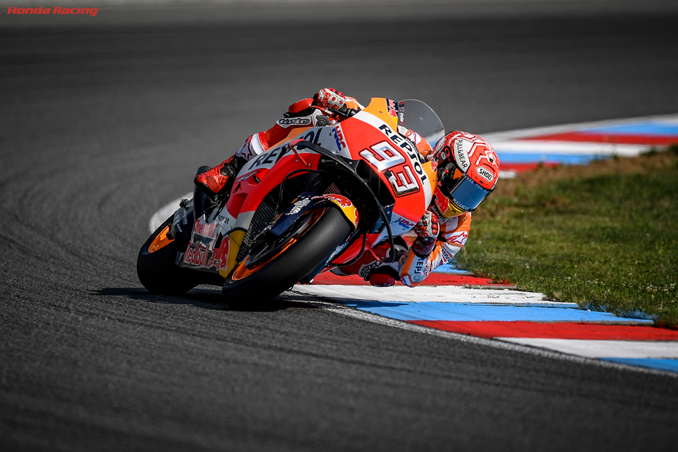 Marquez Aims for More History at Historic British GP