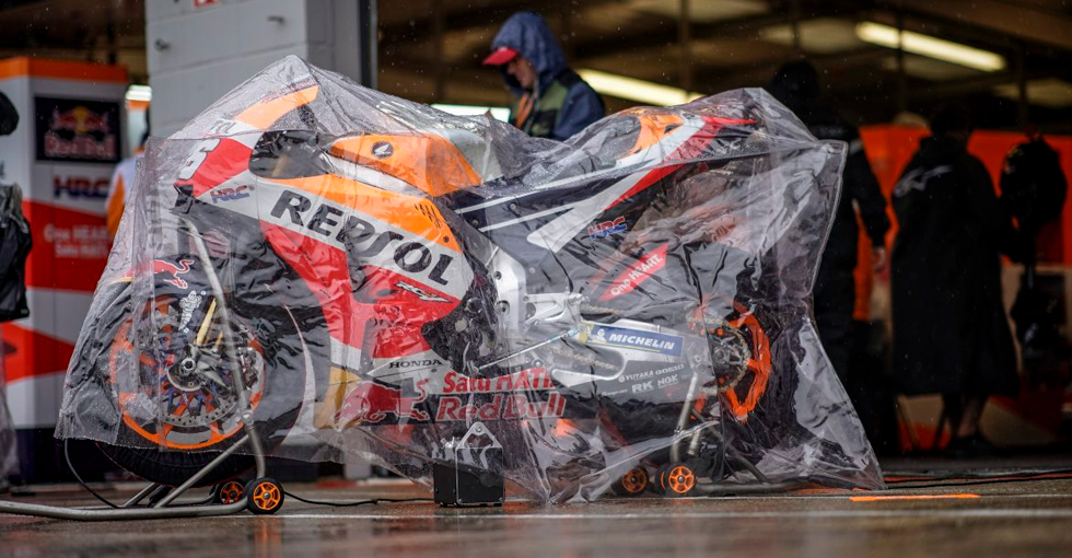 British GP Cancelled Due To Poor Track Conditions