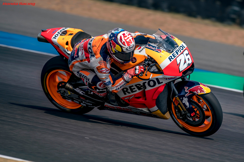 Pedrosa, Marquez and Crutchlow Continue Superb Preseason Form