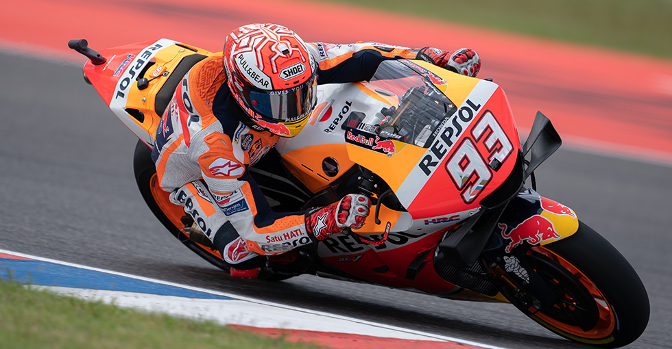 Champion Marquez Chases His First Victory of 2019