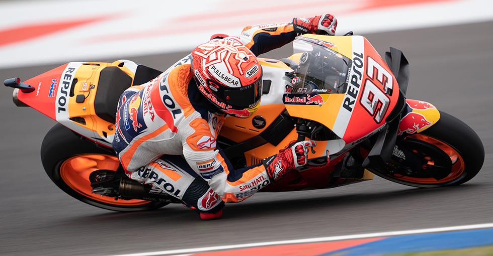 Marquez Aims to Continue U.S. MotoGP Domination
