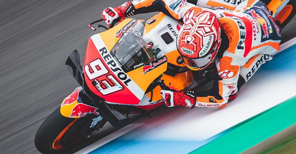 Marquez Aims for More Le Mans Magic