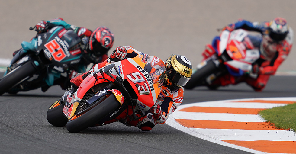 Honda Takes Remarkable Hat-Trick of MotoGP Triple Crowns