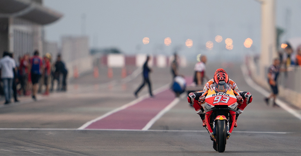 Honda MotoGP Riders Ready to Race after Final Preseason Test