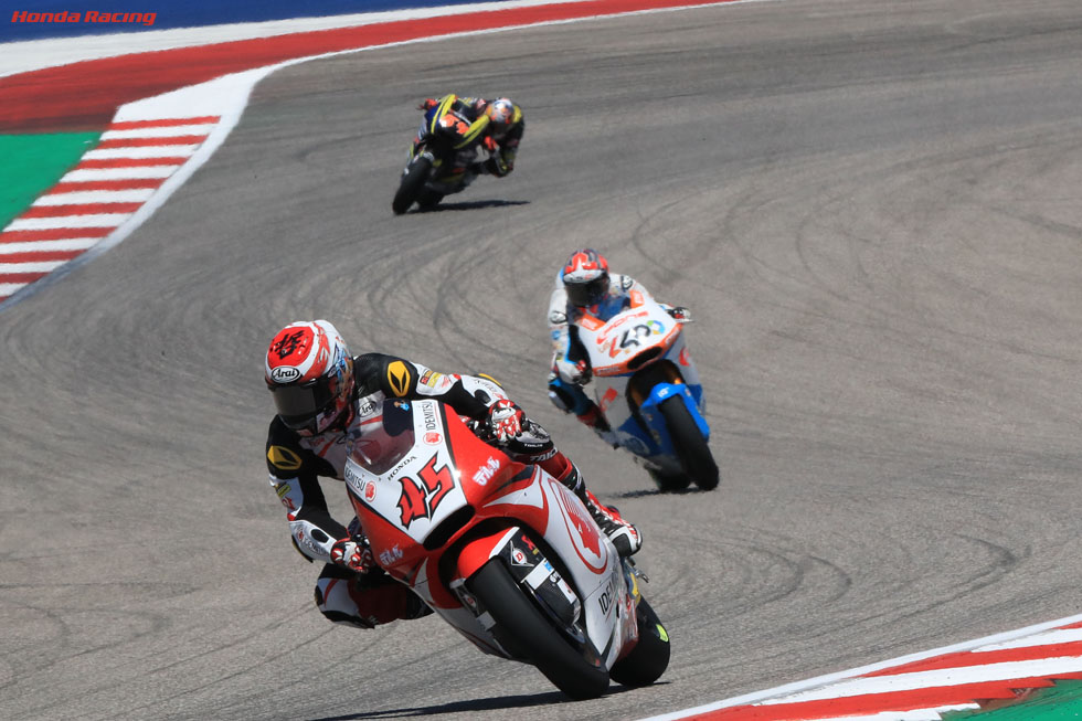 Nagashima Finishes 19th in Austin, Pawi 25th