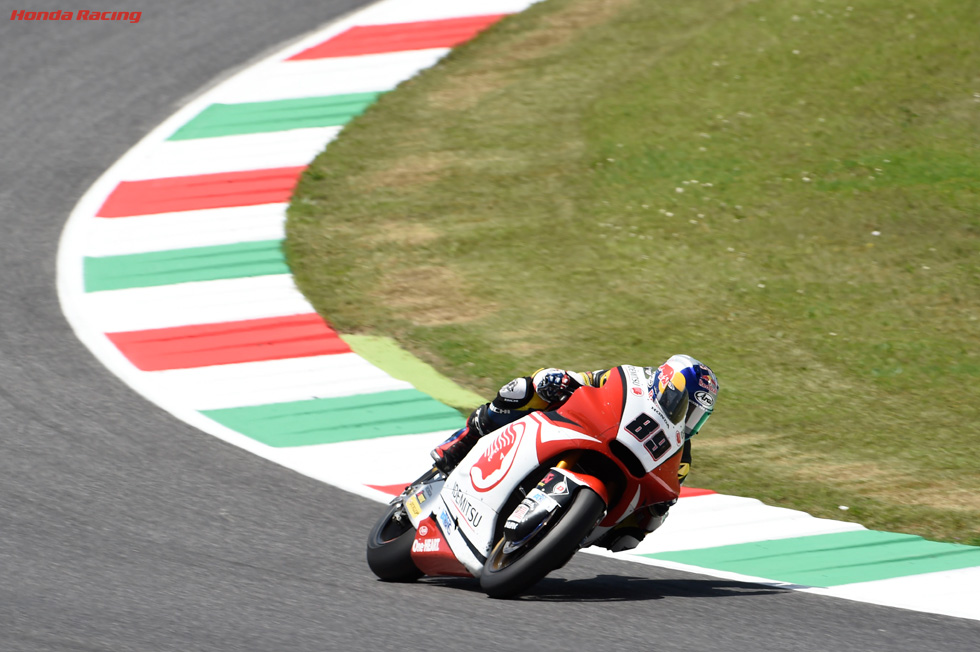 Pawi Solid 18th at Mugello, Nagashima an Unlucky DNF
