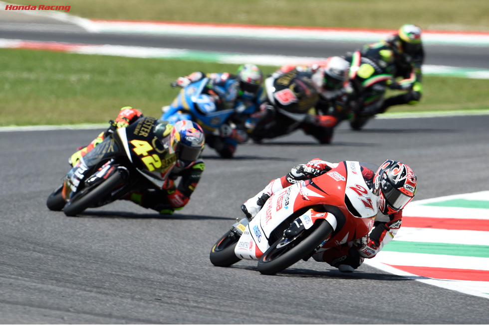 Toba 20th in Mugello, Atiratphuvapat 25th