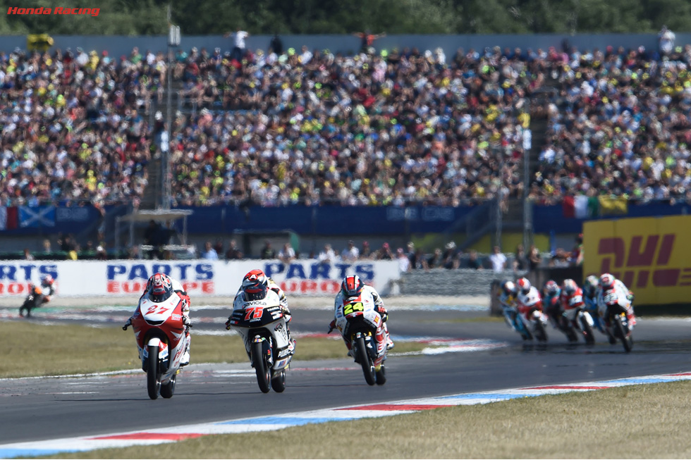 Toba 16th in Assen, Atiratphuvapat 22nd
