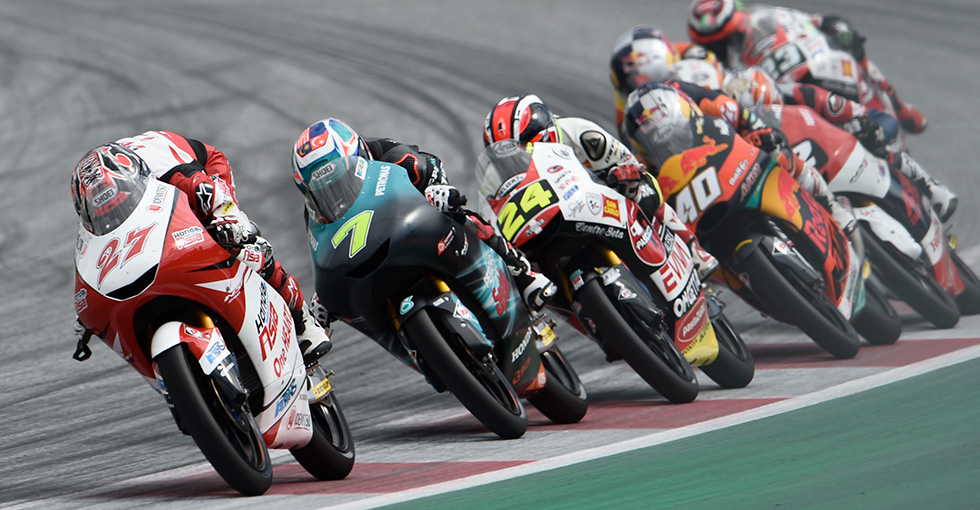 16th for Toba at Red Bull Ring, Atiratphuvapat 28th