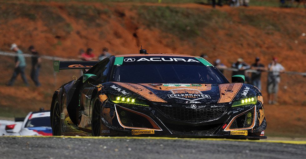 Acura, Legge, MSR Take GTD Title Fight To the Finish