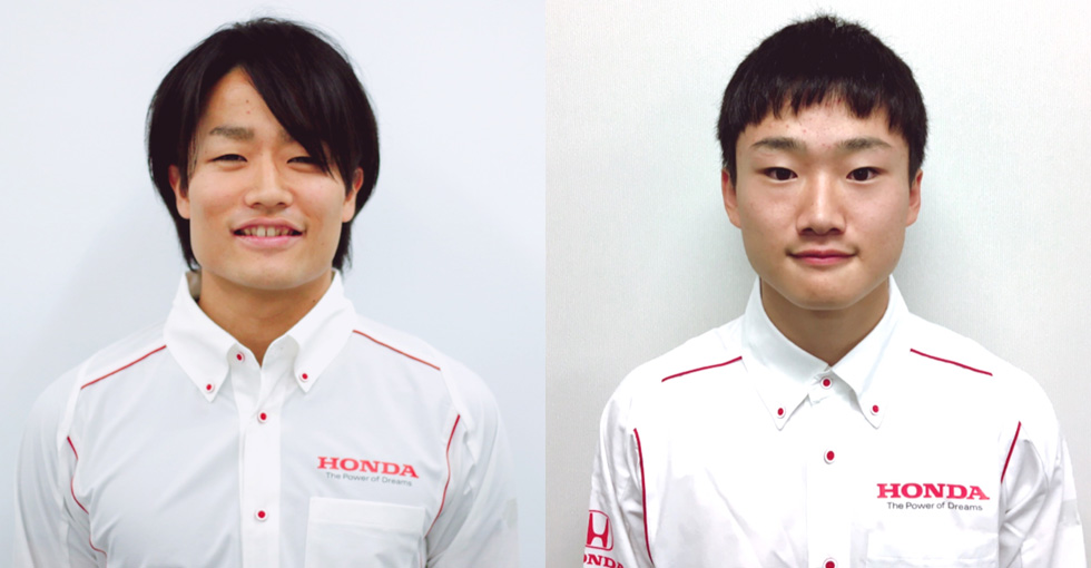 2019 Honda Formula Dream Project Nobuharu Mastushita to race in F2 with Carlin Yuki Tsunoda to race in F3 with Jenzer Motorsport