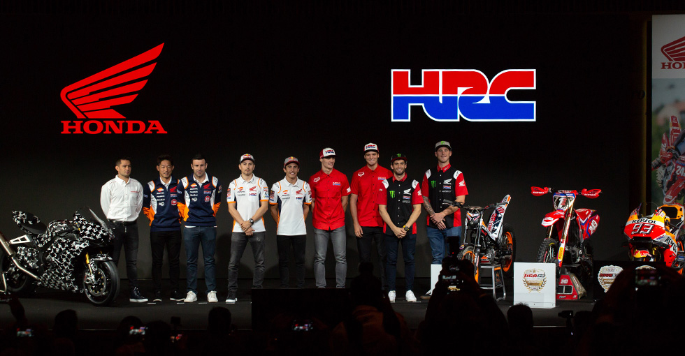 Honda Announces Plans for 2020 Motorcycle Motorsports Activities - Honda's Participation in World Championship Racing and Dakar Rally 2020 -