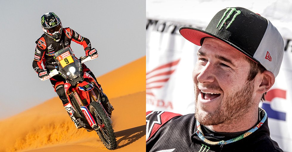Ricky Brabec Wins Dakar 2020 Giving Honda First Victory in 31 Years