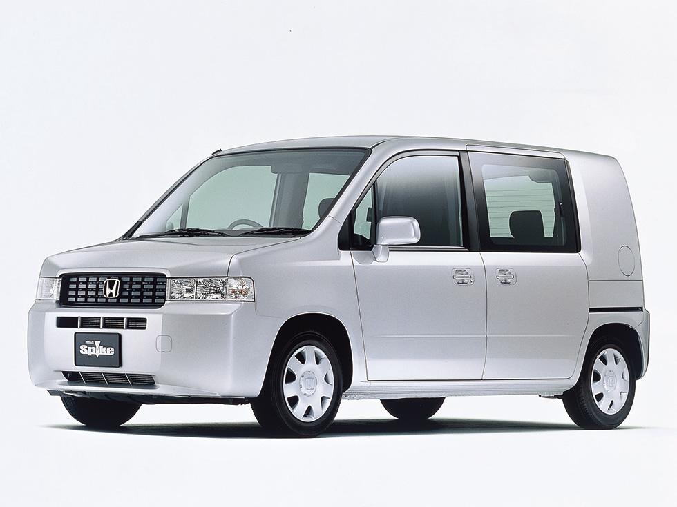 Honda Global September 18 2002 Honda Releases The Mobilio