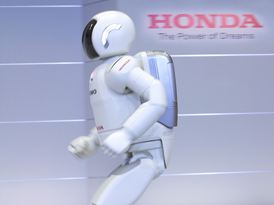 Honda Reveals Technologies Next-Generation ASIMO