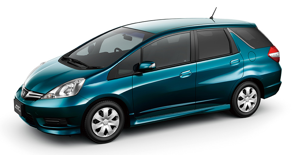 Honda Begins Sales of All-New Fit Shuttle and Fit Shuttle Hybrid Compact Cars