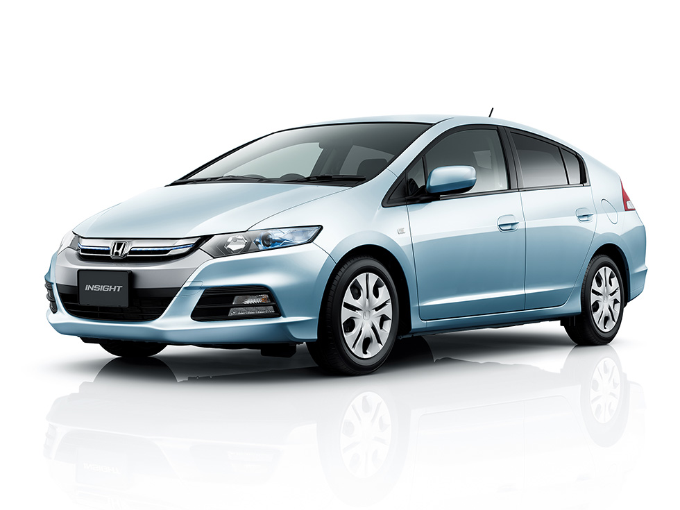 Honda to Begin Sales of Refreshed Insight Hybrid Model in Japan New Insight Exclusive with 1.5-liter engine joins lineup