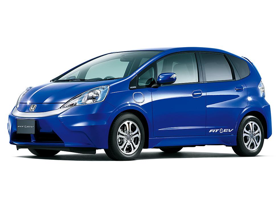 Fit EV (Japanese Version)