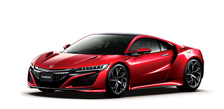 "Honda NSX Wins the Car of the Year Japan ""Special Award*"" for 2016-2017"