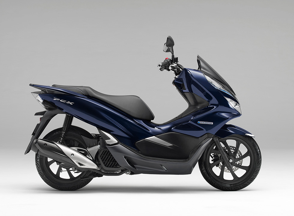 Pcx Hybrid Pearl Dark Night Blue