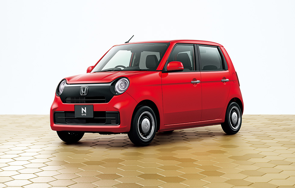 Honda to Begin Sales of All-new N-ONE Mini-vehicle