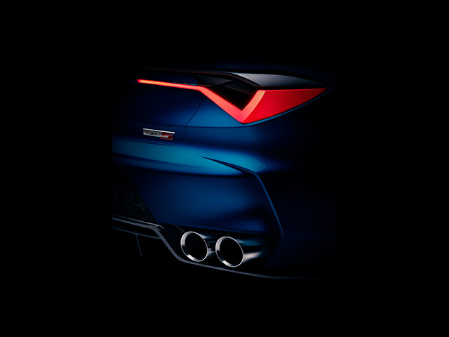 A New Era of Performance: Acura Type S Concept to Debut at Monterey Car Week