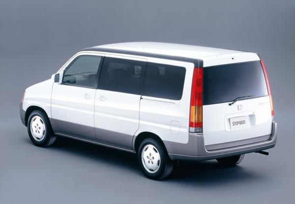"Honda Global | August 25 , 1997 ""Honda's StepWGN (Step ..."
