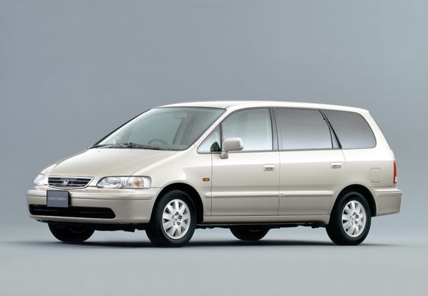 Honda Adds New Grades to Odyssey Series