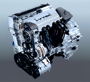 "Honda Launches New-Generation Engine: Honda ""DOHC i-VTEC"""