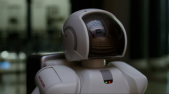 ASIMO Debuts in UK Advertising Campaign