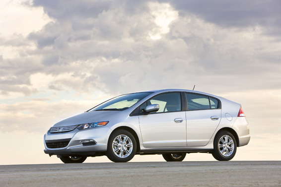 2009 Honda Insight Hybrid to Make World Debut at the North American International Auto Show