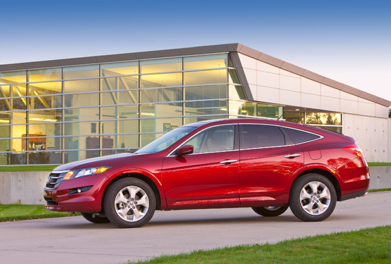 All-new 2010 Accord Crosstour Set to Debut in November