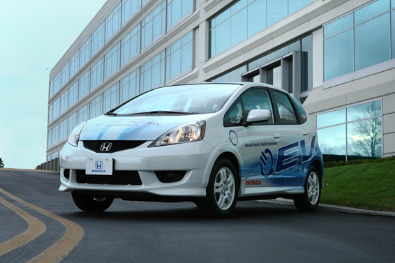 Honda Launches Electric Vehicle Demonstration Program