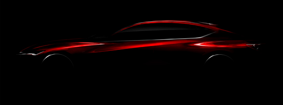 Acura Precision Concept to Debut at 2016 North American International Auto Show