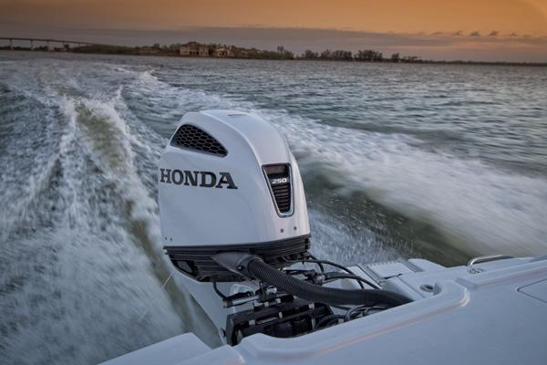 Honda Global February 16 2018 Honda Marine Debuts Redesigned