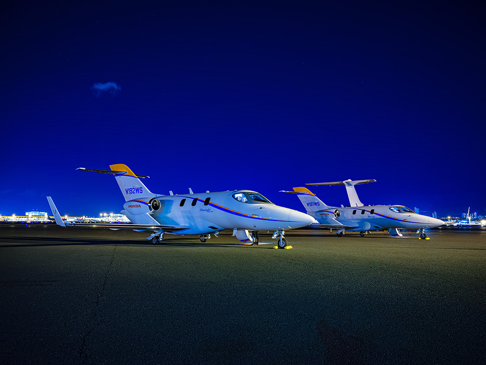 Honda Aircraft Company Celebrates the Delivery of the First Two HondaJet Elites to Hawaii