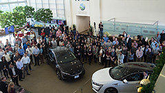 Southern California Customers Take Delivery of New 2017 Honda Clarity Fuel Cell Sedan