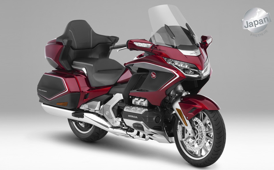 GOLDWING TOUR / GOLDWING
