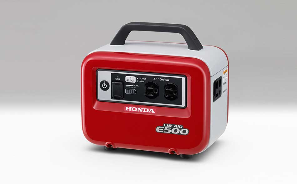 LiB-AID E500 Portable Battery Inverter Power Source