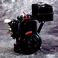 Honda was one of the first companies to develop environmentally friendly 4-stroke engines.