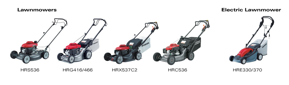 Honda Global Lawnmowers