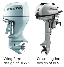 Honda Global | outboard engines